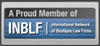 A Proud Member of INBLF - International Network of Boutique Law Firms